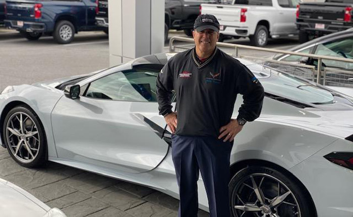Corvette Delivery Dispatch with National Corvette Seller Mike Furman for March 22nd