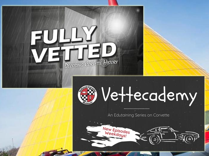 National Corvette Museum Launches Two Free Educational Video Series