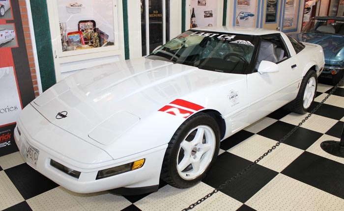 Last C4 Corvette