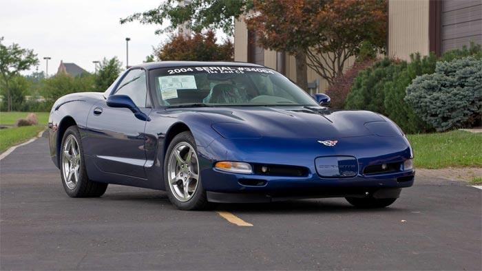 Last C5 Corvette