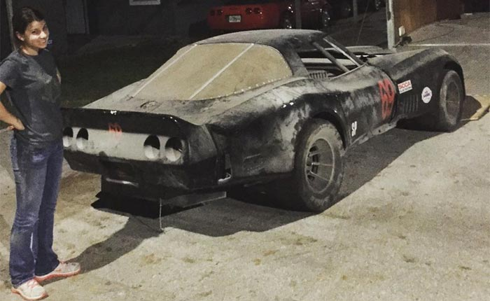 [VIDEO] Genius Garage Sells Winning 1969 Corvette Greenwood Racer to 25 Year Old Mechanic