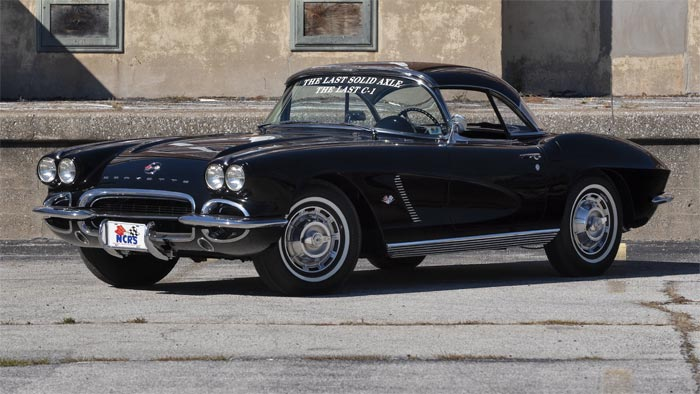 The Last C1 Corvette