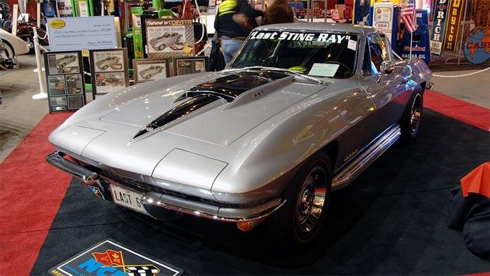 Last C2 Corvette