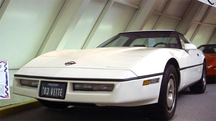 FULLY VETTED: Learn About History of the 1983 Corvette from the NCM