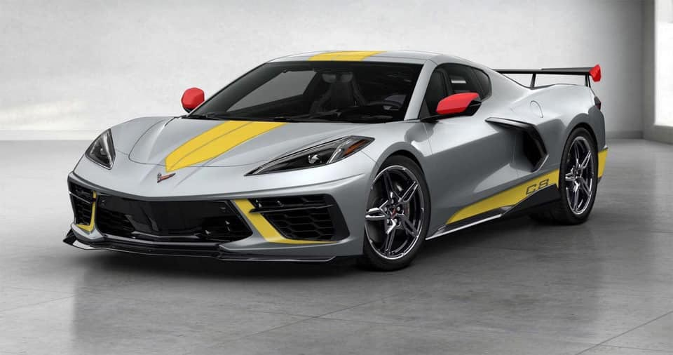 2021 Corvette Options and Two New Colors Leaked