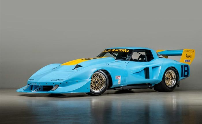 Corvette for Sale: Immaculate 1978 IMSA SuperVette Restored to Concours Condition