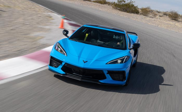 Spring Mountain Announces the First Available Dates for the C8 Corvette Owner's School