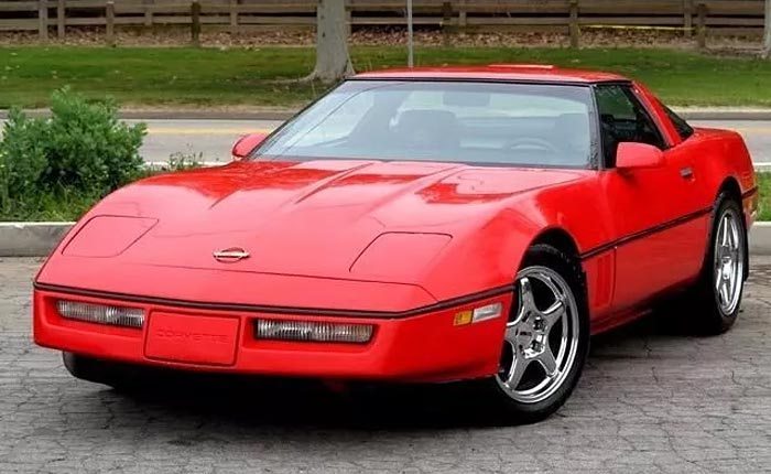 How Much Corvette Can You Get with Your Stimulus Check?