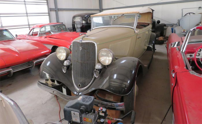 [VIDEO] Preview a Huge Barn Find Collection With 140 Vehicles to be Auctioned this Fall