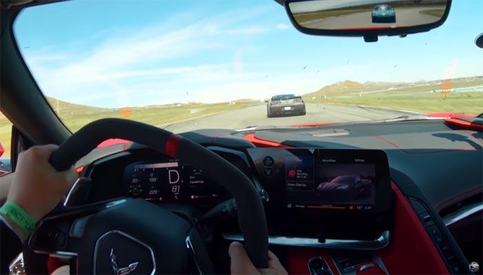 [VIDEO] 2020 Corvette Battles a Porsche GT3 RS at Willow Springs