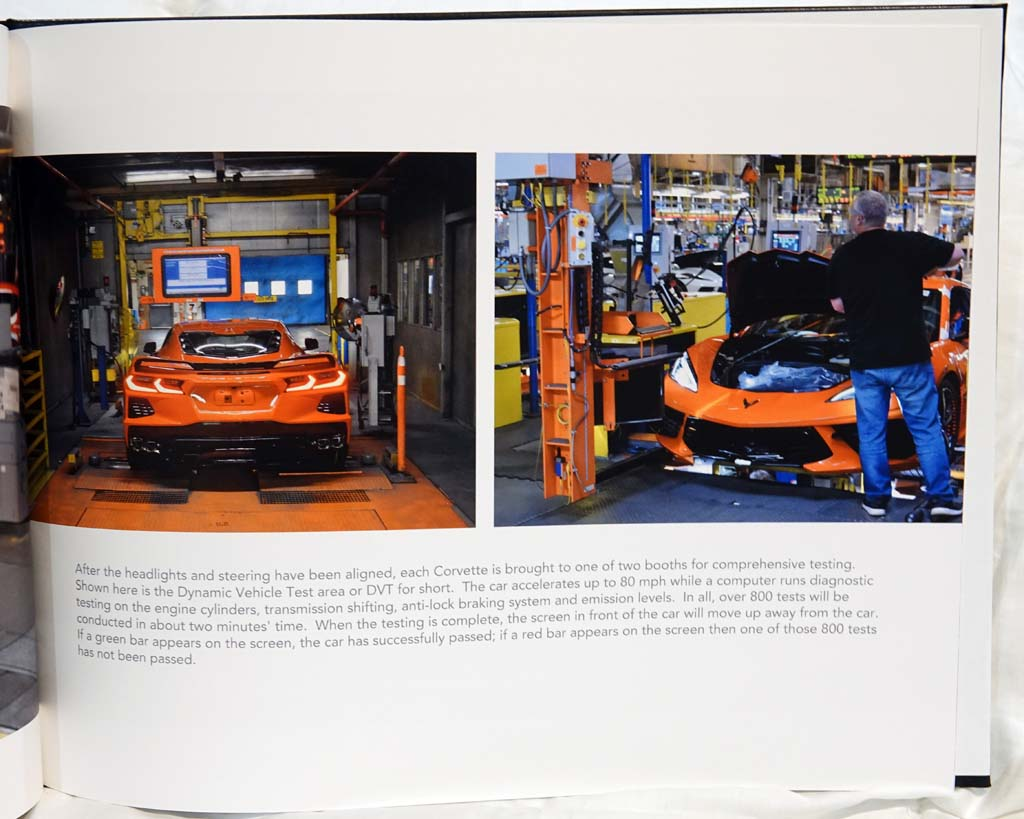 [VIDEO] 2020 Corvette Owner Shares His NCM Photo Album