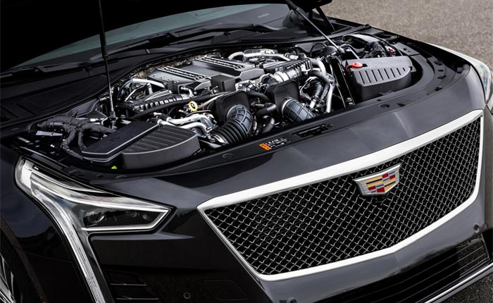 Cadillac Wants to Save the 550-hp Blackwing V-8 Engine