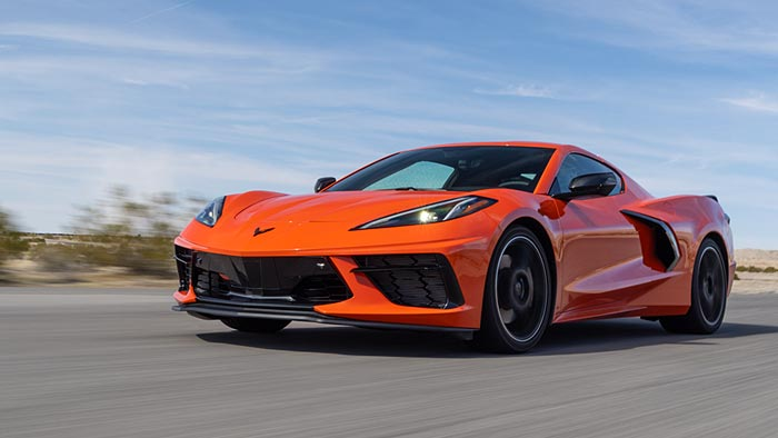 2020 Corvette Z51 Coupe