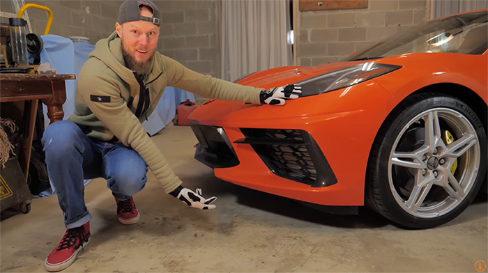 [VIDEO] Here's What You Get With the Base $60K 1LT Corvette Stingray