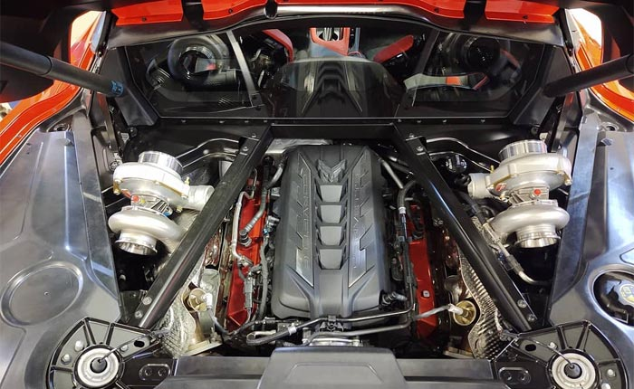 [VIDEO] East Coast Supercharging Shows Off their Turbocharging Skills on a 2020 Corvette