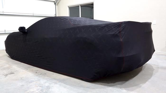 [REVIEW] GM Premium Indoor Car Cover and Floor Mats for the 2020 Corvette