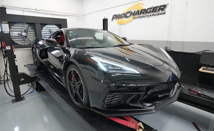 Procharger C8 Corvette Supercharger