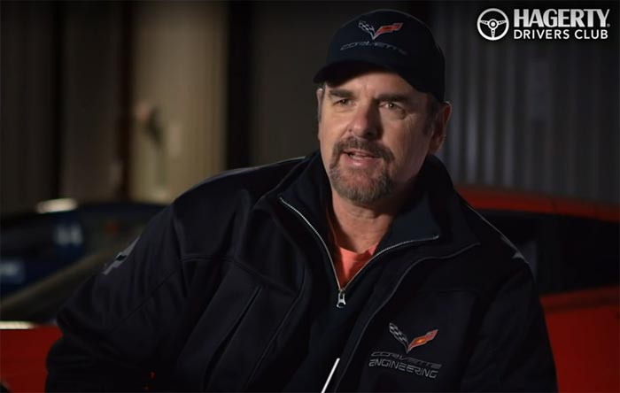 [VIDEO] Hagerty Interviews Retired Corvette Ride and Handling Engineer Jim Mero
