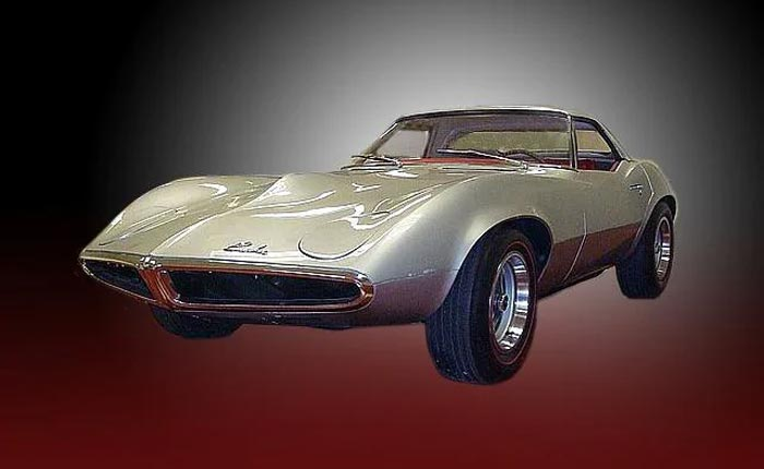 First Pontiac Banshee Prototype Is for Sale at a Kia Dealership