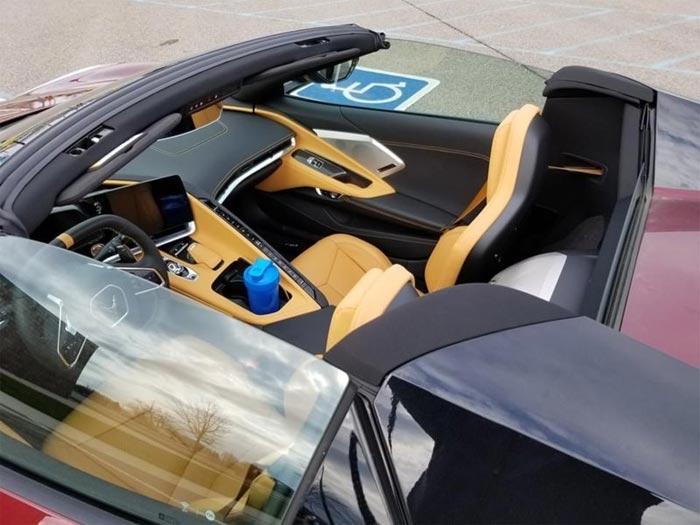 [SPIED] Unicorn Sighting of a 2020 Corvette Stingray Convertible
