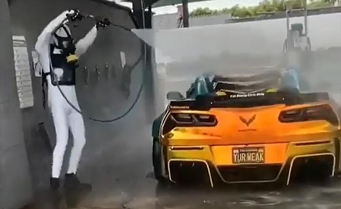 [VIDEO] Hitting the Car Wash During the Coronavirus Pandemic
