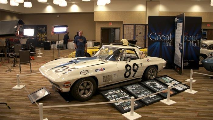 Decorated 1967 Corvette L88 Racer Heading to Mecum Indy