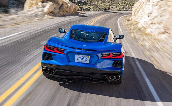 Arrival of Right Hand Drive Corvettes in Australia Could be Delayed Until 2022