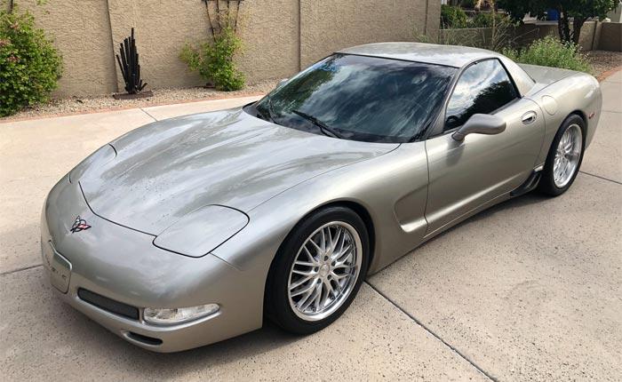 Corvettes for Sale: 1999 Vette Kart for Sale on Bring A Trailer