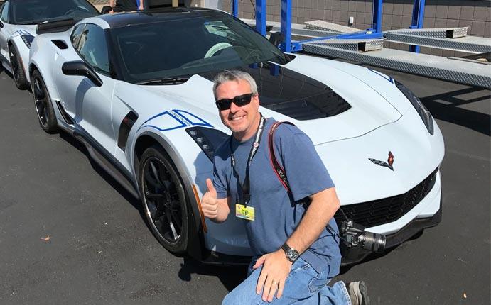 [AUDIO] Corvette Today Podcast #3 Features CorvetteBlogger's Keith Cornett