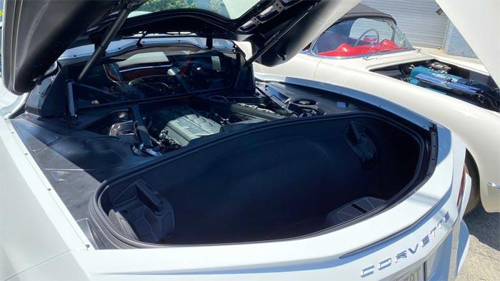 [PICS] Enthuasist's 2020 Corvette Stingray No. 239 is VIN-Matched to His 1953 Corvette