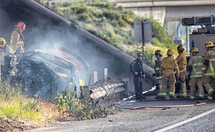 [ACCIDENT] Police Investigating Deadly Crash Involving a 2020 Corvette and a 2014 Camaro
