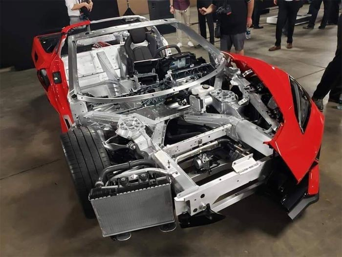 A Critical Parts Factory for the 2020 Corvette Stayed Open Despite the Coronavirus Shutdowns