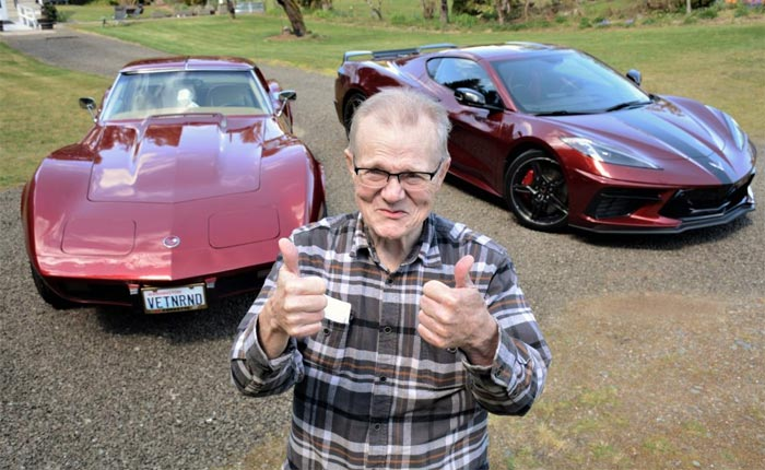 Hagerty Assists a Terminally Ill Man to Buy His Last Corvette
