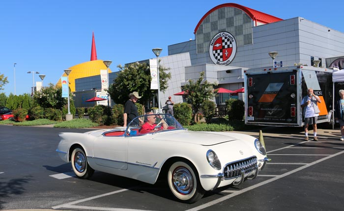 Corvette Museum's NCM Bash to be Presented Online as a Virtual-Only Event