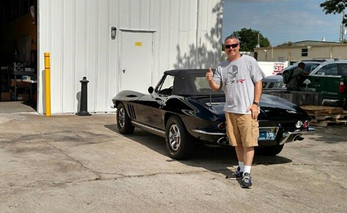 REMINDER: CorvetteBlogger's Keith Cornett Featured on CORVETTE TODAY Podcast Episode #3