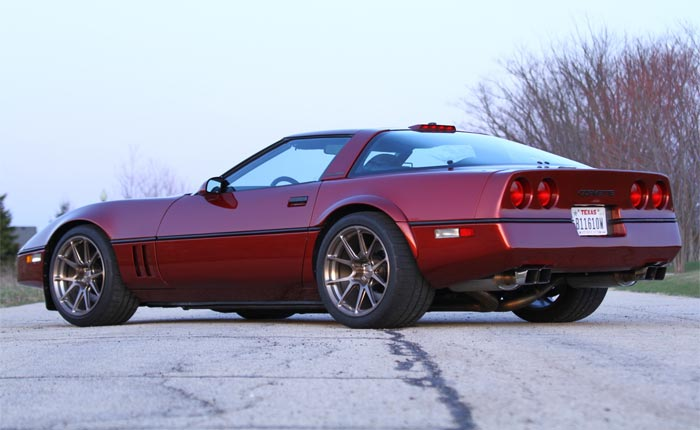 [VIDEO] 1987 Corvette Adds Supercharged LS9 and Forgeline Wheels for Epic Power and Great Looks