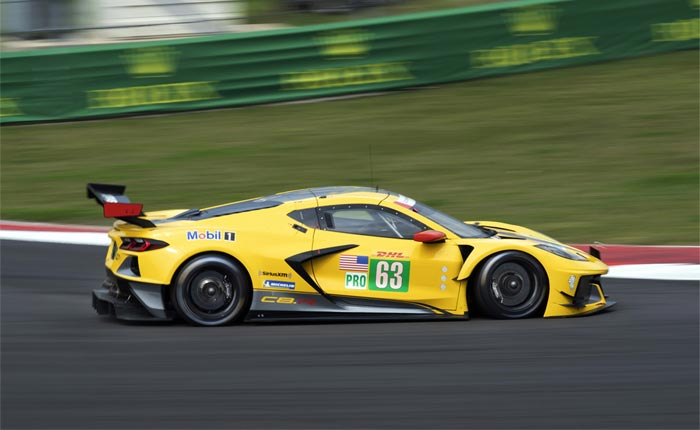 Corvette Racing Withdraws from the 24 Hours of Le Mans