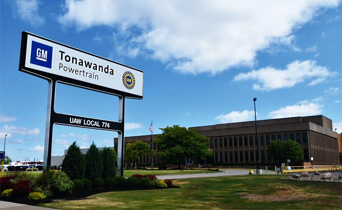 General Motors To Restart the Tonawanda Engine Plant on May 18th
