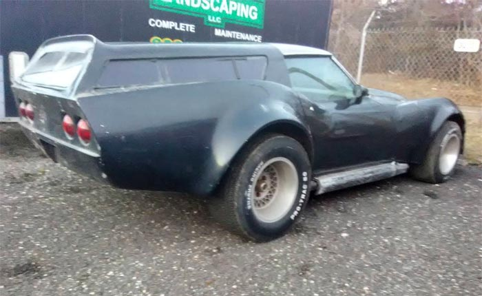 Corvettes on Craigslist: 1968 Corvette Wagon in South Jersey