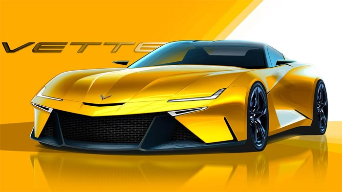 [PICS] Too Early for C9 Corvette Renders? Check out this Front-Engine Design from Brazil