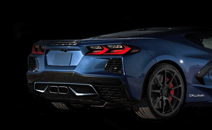 Callaway Cars Finalizing Production Plans and Options for the C8 Corvette