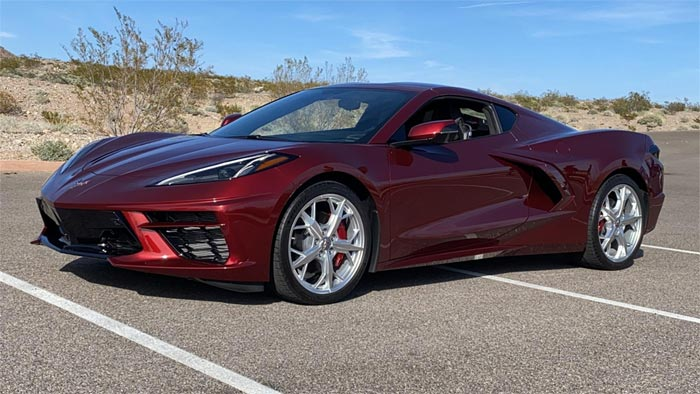 Cloyes Gears Help Make the 2020 Corvette Get Up and Go