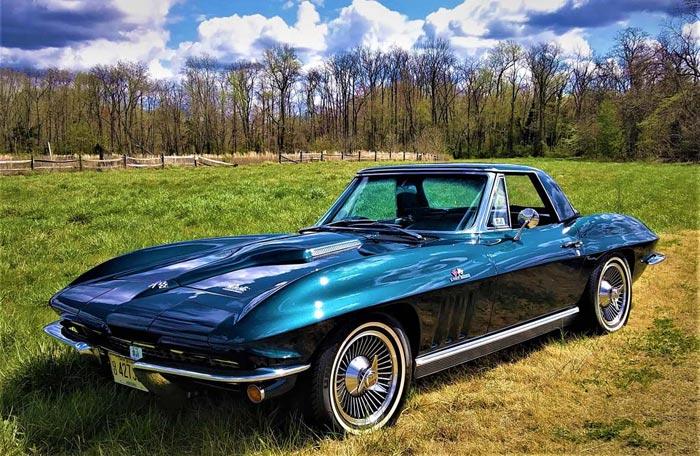 [GALLERY] Midyear Monday! (40 Corvette photos)