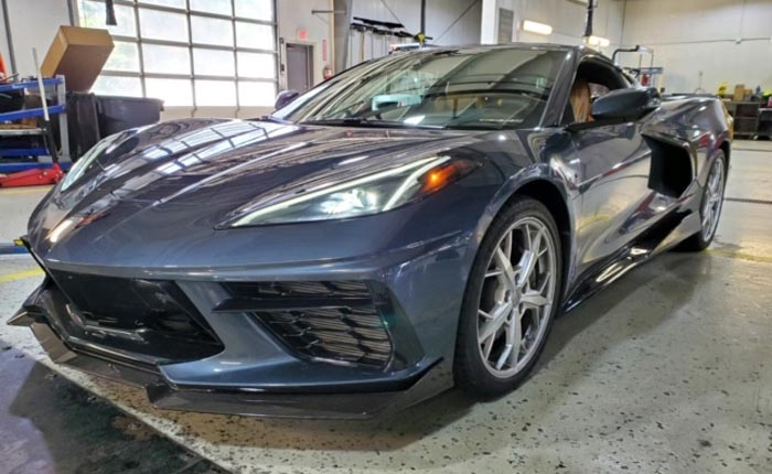 Corvette Delivery Dispatch with National Corvette Seller Mike Furman for May 17th