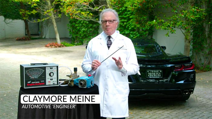 [VIDEO] The C8 Corvette's Secret 'Turbo Encabulator' Detailed