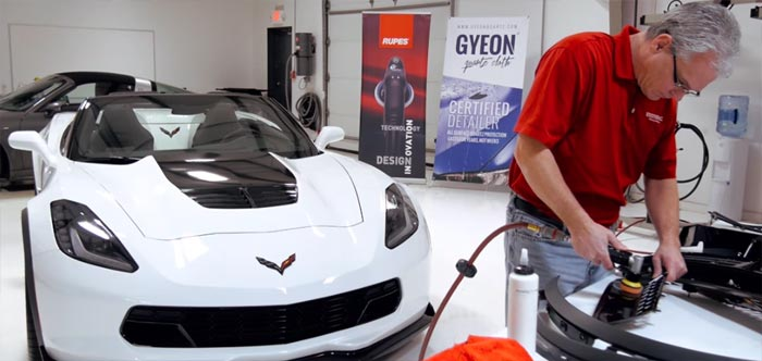 [AUDIO] Automotive Paint Expert Todd Cooperider of Esoteric Detail on Corvette Today Podcast