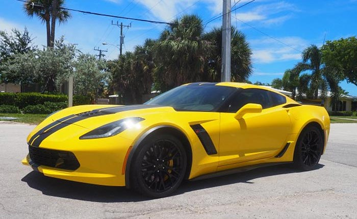 Fire Sale: Hertz Offers fleet of C7 Z06's For Sale Ahead of Potential Bankruptcy Filing
