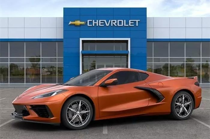 New 2020 Corvettes Nearly Sold Out With Less than 30 Available Nationwide