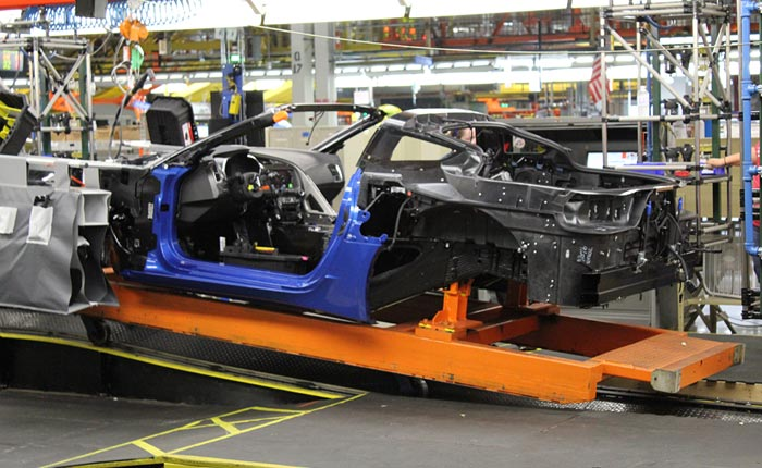 General Motors Stresses Worker Safety In Keeping Covid-19 Virus From Their Facilities