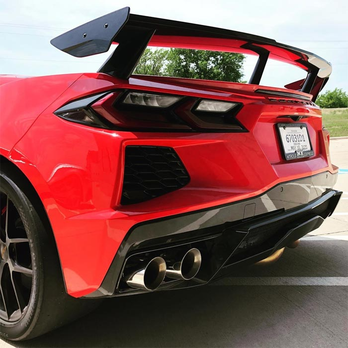 [VIDEO] LG Motorsports Shows Off New Exhaust Systems for the 2020 Corvette